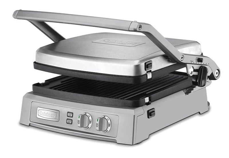 cuisinart griddler deluxe indoor electric grill