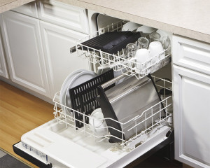 hamilton beach indoor grill fits nicely in dishwasher