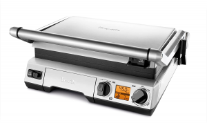 breville indoor grill and panini press