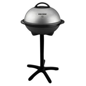 george foreman ggr50b indoor outdoor grill review