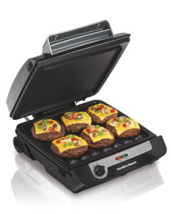 hamilton beach multigrill review