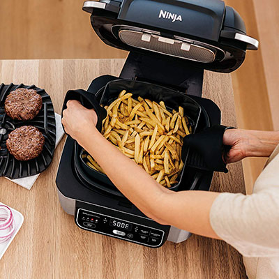 ninja foodi 5 in 1 indoor grill review