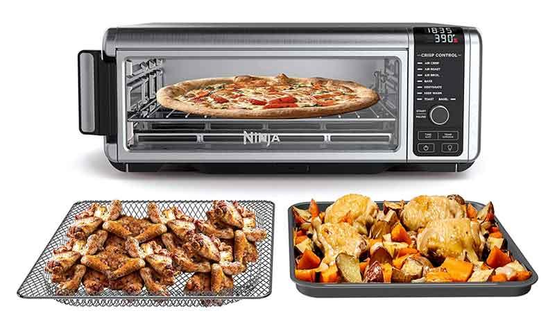 ninja foodi toaster oven