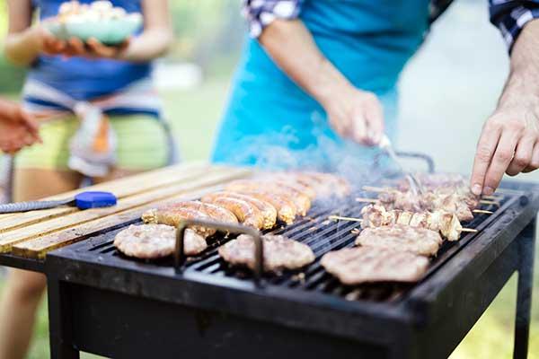 open grill vs indoor grill