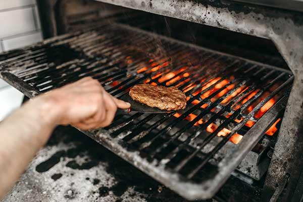 smoky flavor indoor grilling